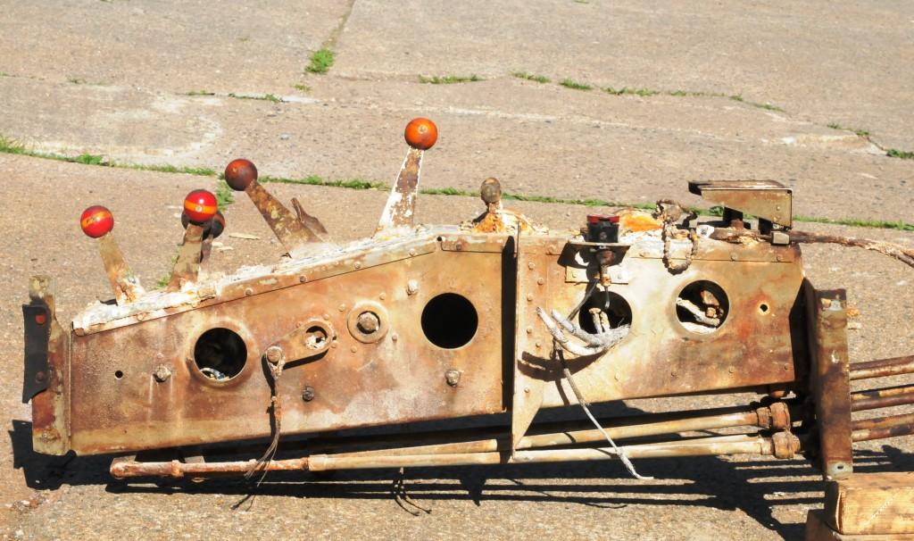 Motor og propellkontroll