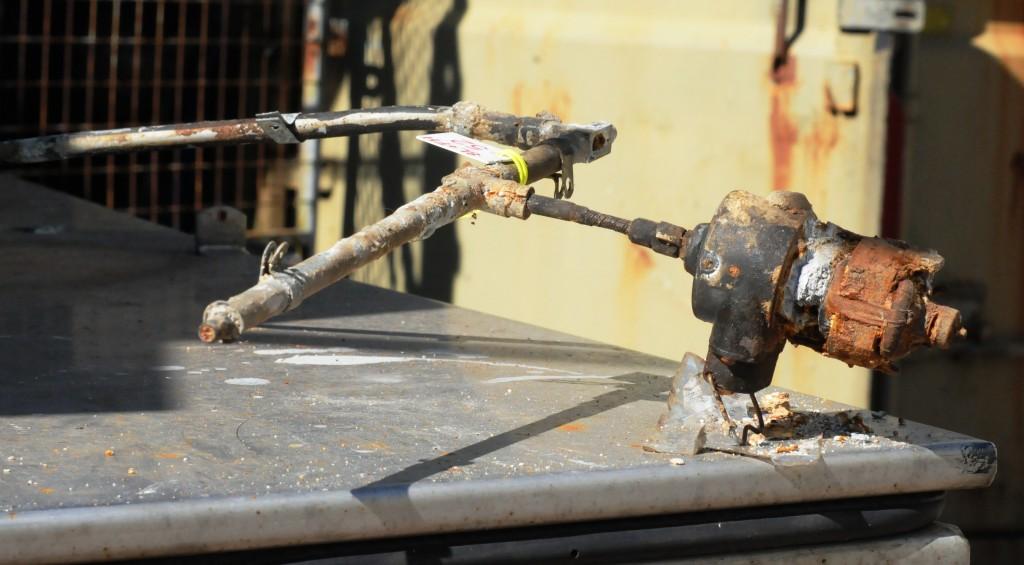Motor og wiretrekk